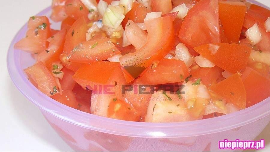 Pomidory do obiadu