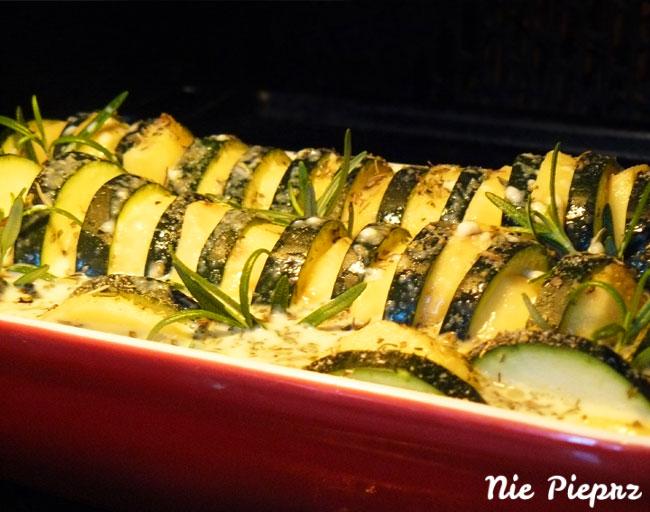 Przepis na zapiekankę z ziemniaków i cukinii -> Kuchnia Lidla Pomysl Na Obiad