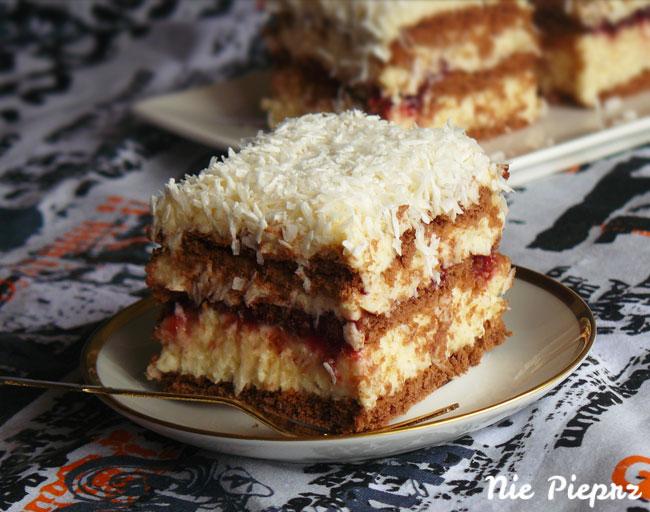 łatwe ciasto bez pieczenia