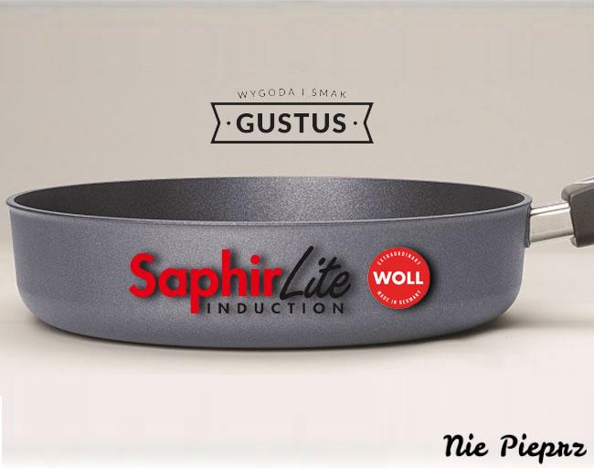Szybko, zdrowo, bezstresowo – czyli test i recenzja patelni WOLL SAPHIR