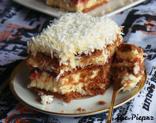 przepis na ciasto bez pieczenia