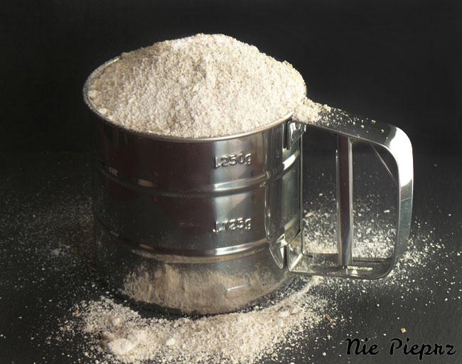 Mąka owsiana