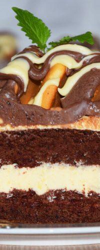 ciasto góra lodowa przepis niepieprz