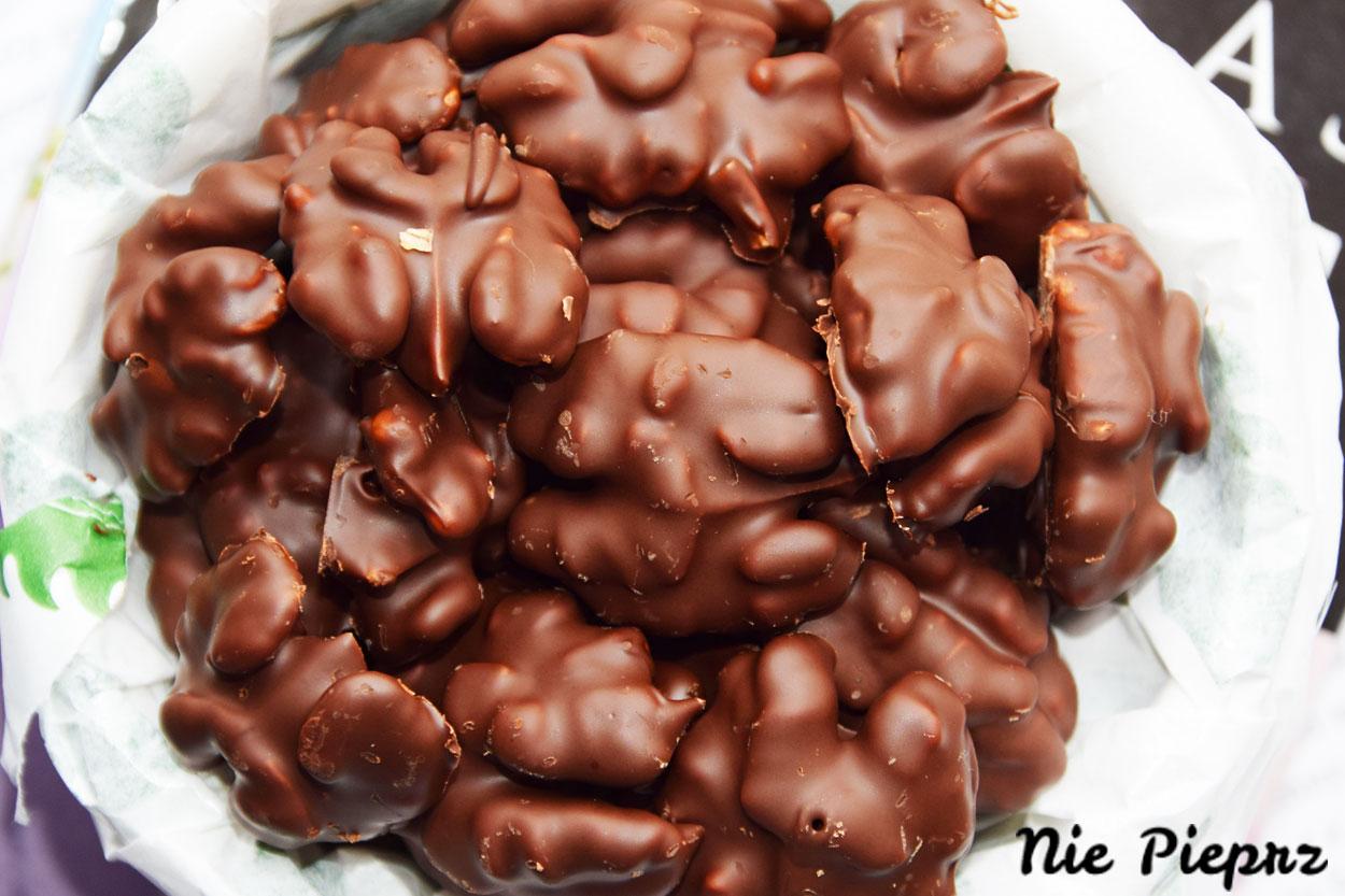 Orzechy włoskie w czekoladzie