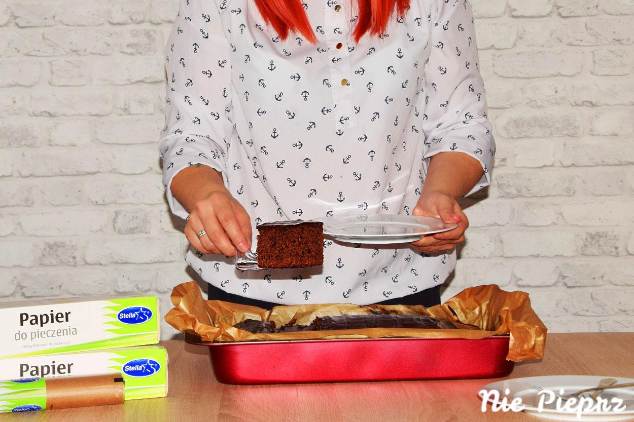 Szybki piernik czekoladowy