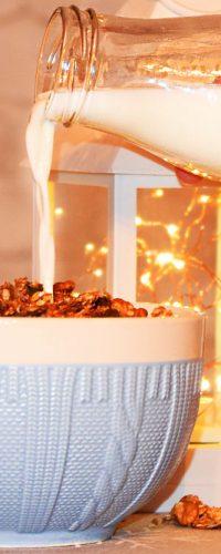 granola piernikowa przepis
